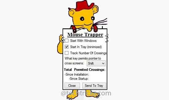 Mouse-Trapper