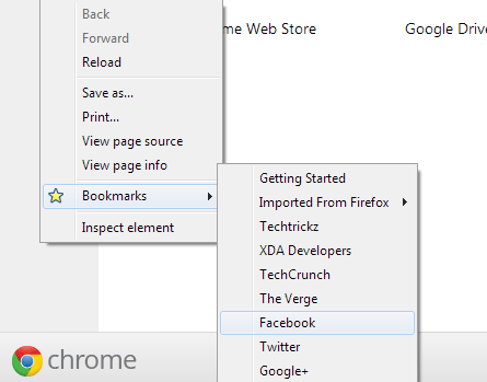 Bookmarks-entry-in-context-menu