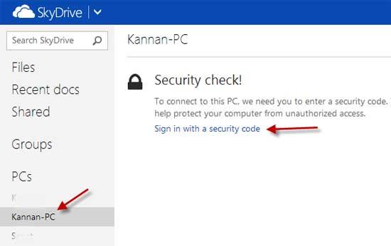SkyDrive-PC-settings