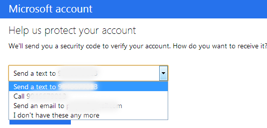 SkyDrive-Verification-Code