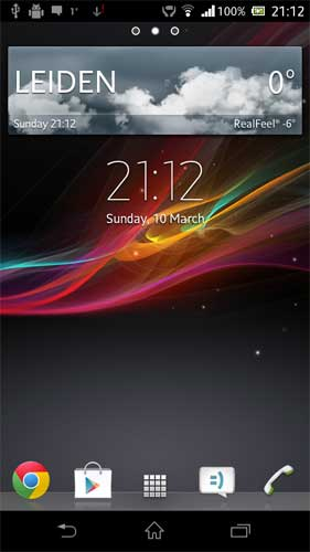 Sony-Xperia-Z-Launcher-for-any-device