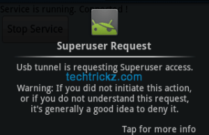 Super-User-Request