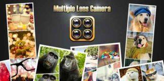 Multiple-Camera-Lense