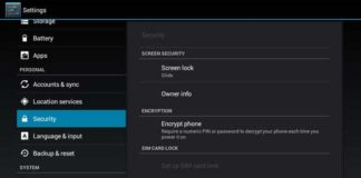Encrypt-Android
