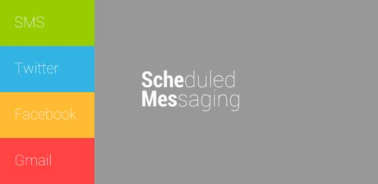 Scheduled-Messaging-for-Android