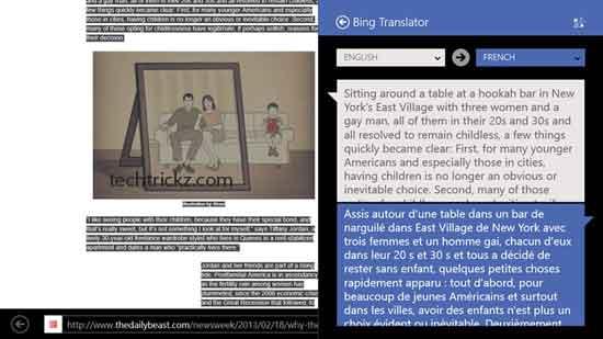 Bing-Translator-for-Windows-8