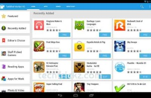 Find-tablet-specif-apps