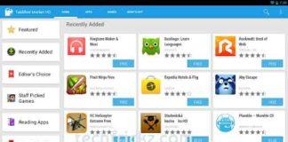 Find-tablet-specif-apps