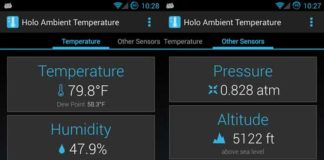 Holo-Ambient-Temperature