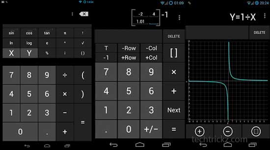 CyanogenMod-Calculator