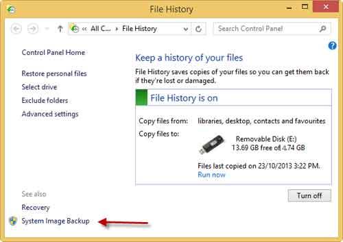System-Image-Backup