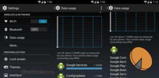 Background-app-data-use