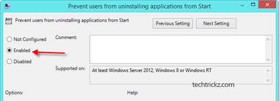 Disable-Uninstall