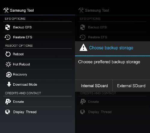 Samsung-Tool