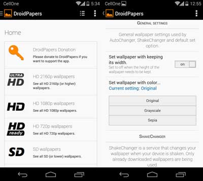 droidpaper-settings