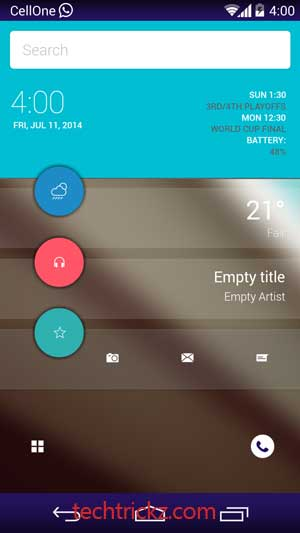 android l theme