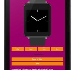 WearFaces-app