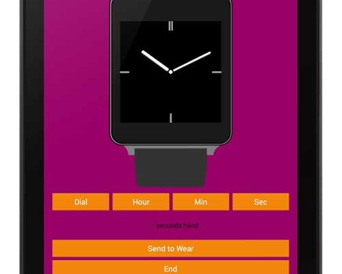 Make Your Own Watch Face for Your Android Wear Smartwatch ...