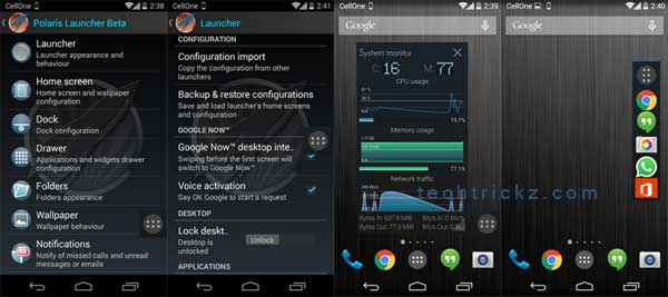 Polaris-Launcher