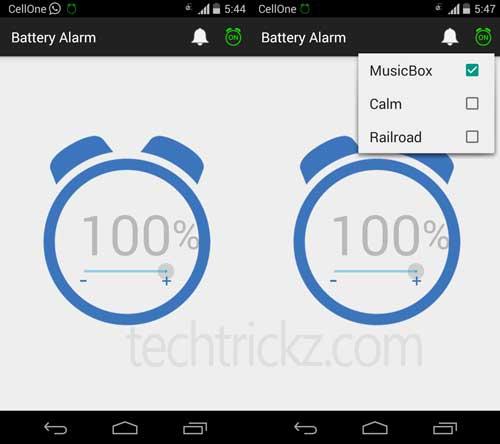 battery-alarm