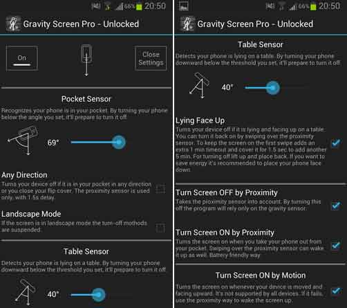 gravity-screen