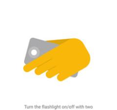 Chop-Twice-for-Flashlight