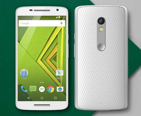 Install LineageOS 15 (Android 8.0 Oreo) on Moto X Play