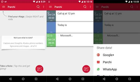 parchi-microsoft-note-taking-app
