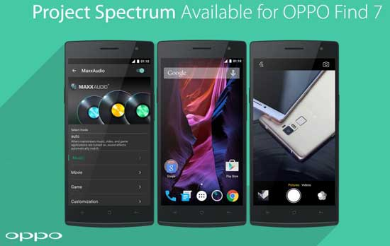 Oppo's-project_spectrum
