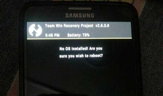 no-os-installed-error