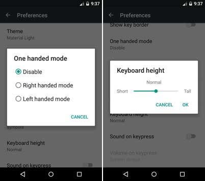 google-keyboard-one-handed-mode