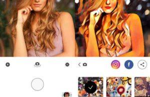 prisma-ai-camera-app