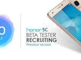 Honor-5C-beta-testing