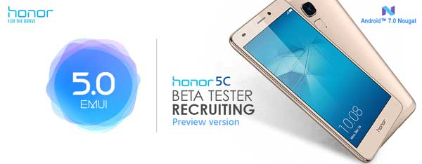 Honor-5C-beta-testing