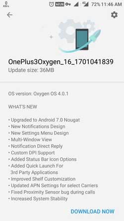 oxygenos-4.0.1-update