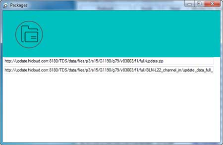 huawei-firmware-finder-package