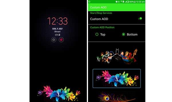 custom-aod-app