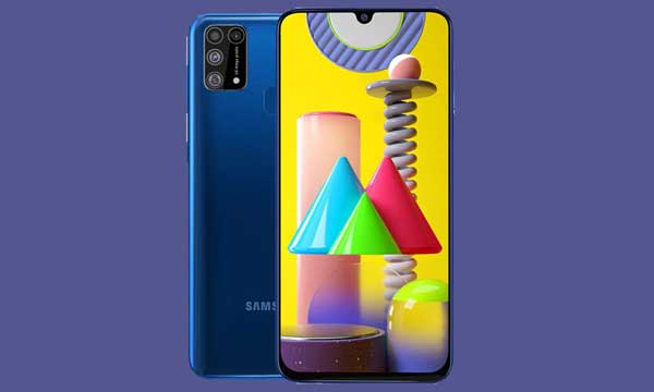 Samsung Galaxy M31 Download Stock Wallpaper Techtrickz